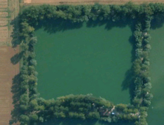 Dreamlake 4 Carp Fishing Lake In France