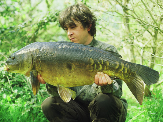 Terry Hearn Carp Fishing - Strawberry
