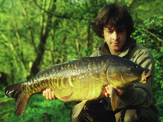 Terry Hearn - Nutsey Carp Fishing